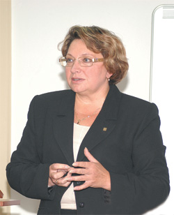 Татьяна Коломиец, генеральный директор оптово-розничной фармацевтической компании «Аптека Биокон»