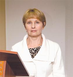 Лариса Шаповалова, начальник отдела торговли и маркетинга ОАО «Фармация», Севастополь