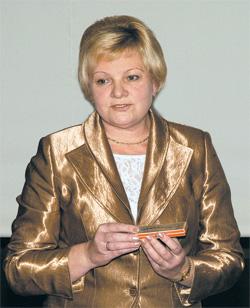 Ольга Семеренко