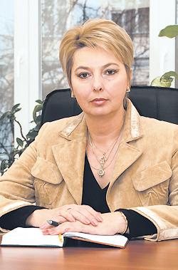 Елена Алексеева, директор Ассоциации фармацевтических производителей Украины