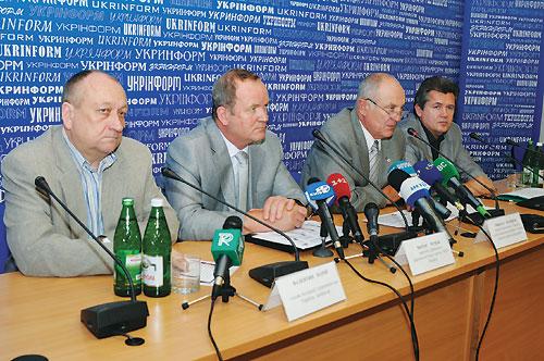 Украина на пороге формулярной системы