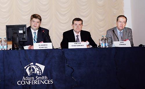 Владимир Игнатов, глава представительства «АстраЗенека» в Украине и председатель Европейской Бизнес Ассоциации