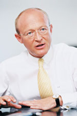 """Председатель правления компании """"Бионорика АГ"""", профессор, доктор естественных наук Михаэль А. Попп"""