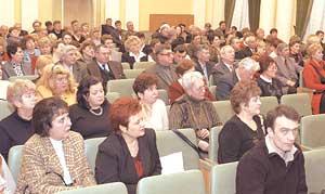 Участники коллегии