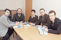 """Рабочее совещание впредставительстве компании """"Terapia"""" вУкраине"""