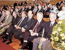 У розширеному засіданні взяли участь провідні українські вчені-клініцисти