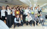 Участники презентации нового проекта ООО «Мегаком»