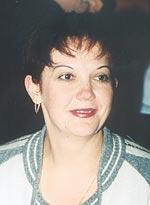 Оксана Петруша