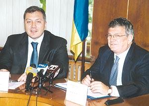 Андрей Пидаев иМарк Донзон