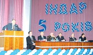 Під час виступу Миколи Поліщука