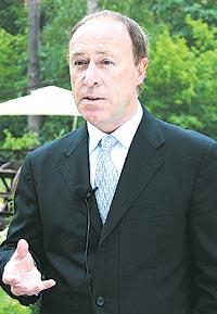 Петер Тайсс, генеральний директор компанії «Др. Тайсс Натурварен ГмбХ»