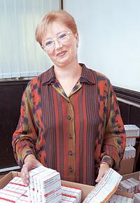 Светлана Щетка
