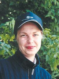 Оксана Задорожная, младший брэнд-менеджер отдела безрецептурных препаратов