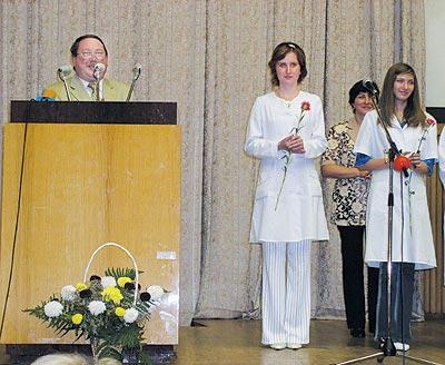 Донеччани вітали переможців п'ятого щорічного обласного рейтингу фармацевтичної галузі «Глорія фармації»