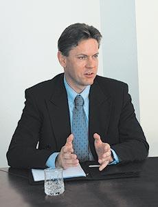 Д-р Йохен Руби, глава представительства «ШерингАГ» вУкраине