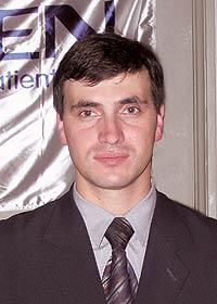 Владимир Аникин, продакт-менеджер поневрологической группе препаратов представительства компании «Бофур Ипсен» вУкраине