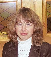 Татьяна Найденова, начальник отдела маркетинга