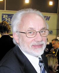Д-р Бела Беде, коммерческий директор компании «Рихтер Гедеон»