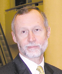 Эрик Богш, генеральный директор компании «Рихтер Гедеон»