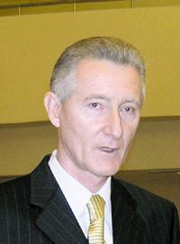 Д-р Лайош Секереш, глава представительства компании «Рихтер Гедеон» вРоссии