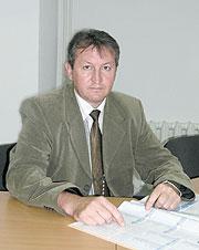 Віталій Пашков, заступник директора Полтавського обласного комунального підприємства «Полтавафарм»