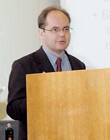 Адам Козєркевич, експерт Проекту