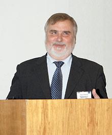 Ееро Ліннакко, заступник керівника Проекту