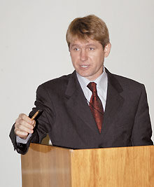Віктор Галайда, експерт Проекту