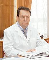 Юрий Митин, доктор медицинскихнаук, профессор, заведующий кафедрой отоларингологии НМУ им. А.А. Богомольца