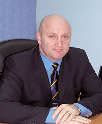 Виктор Поливаный, директор ООО «У.М.С.» (Киев)