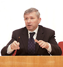 Віктор Рибчук, заступник міністра охорони здоров'я України