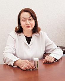 Антонина Больбат, заведующая аптекой № 2 КП «Фармация»