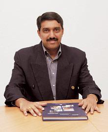 Сардесай Сунил, вице-президент «Аглоумед Лтд.»