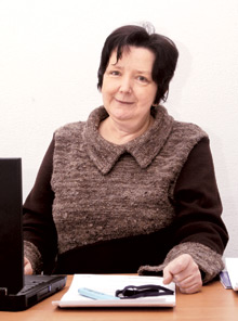 Кристина Чарнецкая, эксперт Проекта