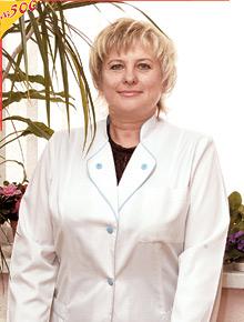 Тамара Гальцева, заведующая аптекой «Риф» (Киев)