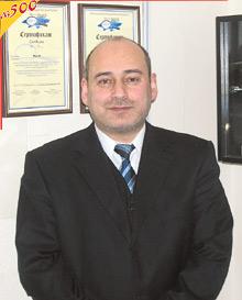 Сергей Ходос, директор компании «Фра-М»: