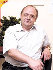 Дмитрий Михайловский, кандидат медицинских наук, начальник отдела маркетинга компании «Юрия-Фарм»