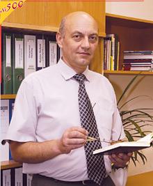 Александр Обод, заместитель директора украинского представительства «Рихтер Гедеон Рт.»