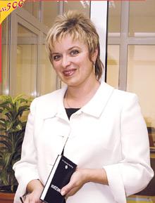 Ольга Ровда, старший продакт-менеджер украинского представительства «Рихтер Гедеон Рт.»