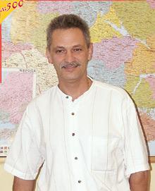 Янош Сабо, глава представительства компании «Рихтер Гедеон» вУкраине, глава представительства Гродзиского фармацевтического завода «Польфа» вУкраине
