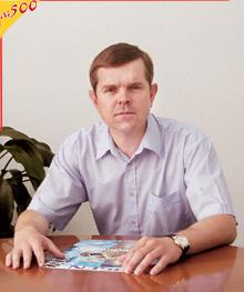 Виктор Шафранский, глава представительства компании «Бофур Ипсен Интернасьональ» вУкраине