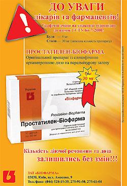 Лечение препаратами при простатите