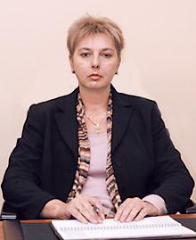 Олена Алексєєва, голова Комітету з контролю за наркотиками