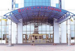 Гостиница «Одесса» — место проведения GCP-тренинга