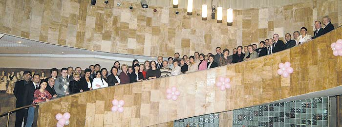 Киев, октябрь 2005 г. Участники иорганизаторы семинара-тренинга.