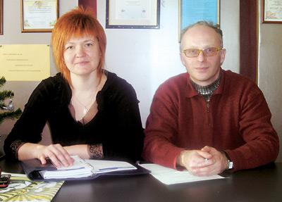 Наталья Козубова иЭдуард Вирин
