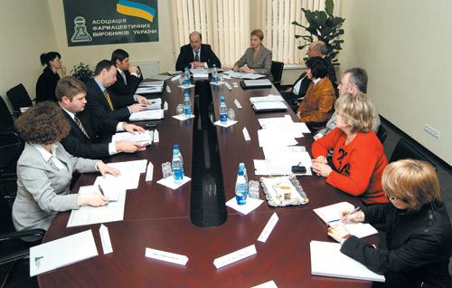 Конструктивный диалог между представителями двух ассоциаций