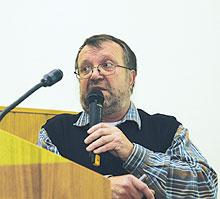 Анатолий Соловьев, главный научный сотрудник Института фармакологии итоксикологии АМН Украины