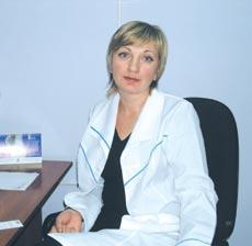 Людмила Микитюк, заведующая аптекой «ФармаСити» (Киев)