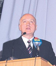 професор Михайло Юрійович Коломоєць